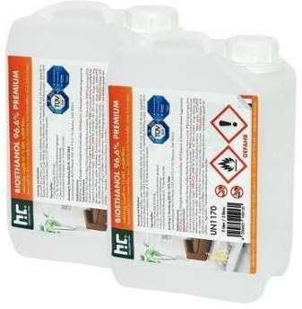 Bioéthanol à 96 6 dénaturé