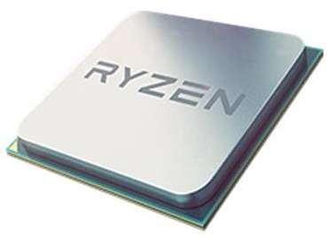 AMD Ryzen 7 1700X - 3 4 GHz