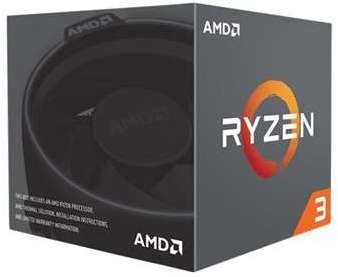 AMD Ryzen 3 1200 - 3 1 GHz
