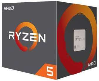 AMD Ryzen 5 1400 - 3 2 GHz