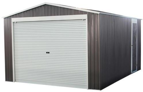 Garage métal Nevada avec porte