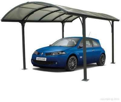Carport en aluminium abri