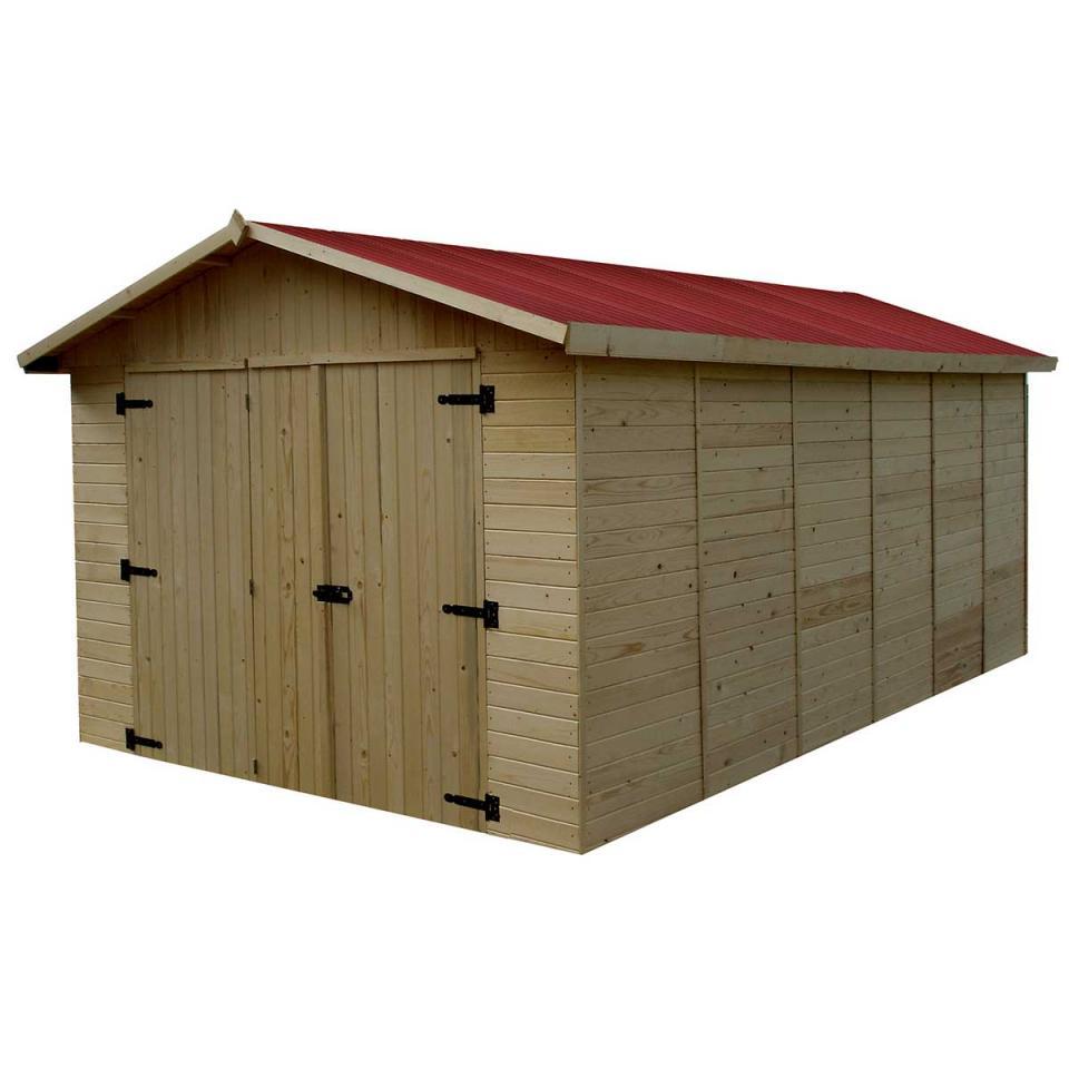 Garage Panneau 16 mm - 15