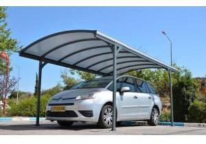 Carport en aluminium Delage