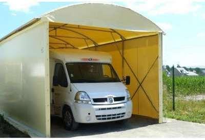 Abri camping car Intégral
