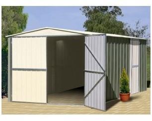 Garage métal TRECO 10x17 Colorbond