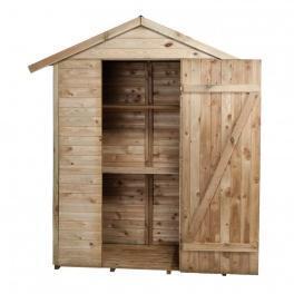 Armoire de jardin Léo en bois