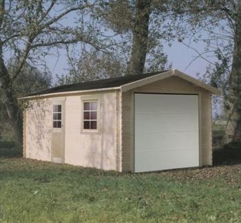Garage en bois Solid 17 20m