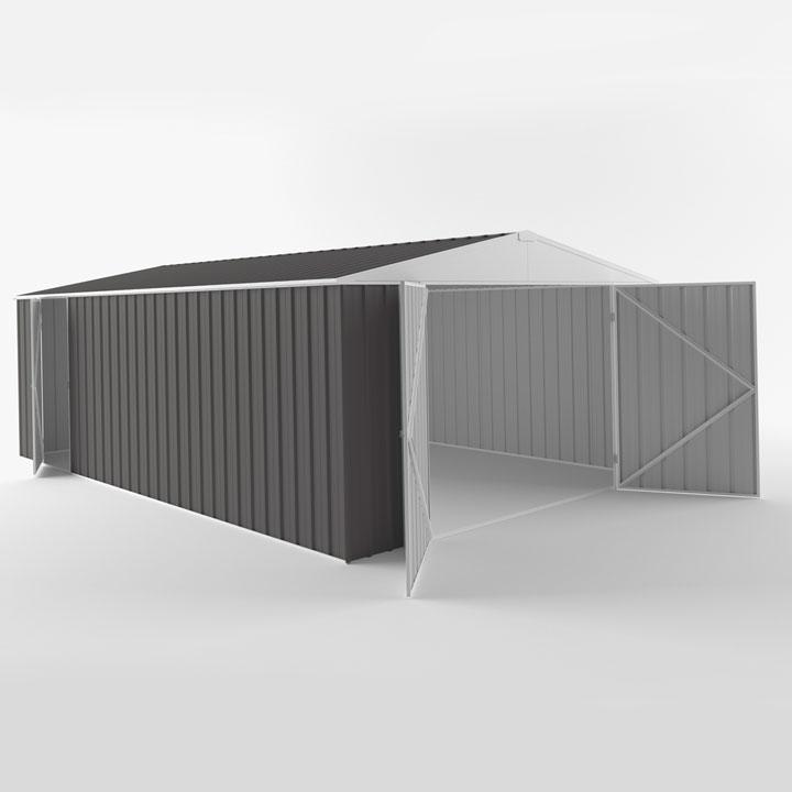 Garage métal grande hauteur