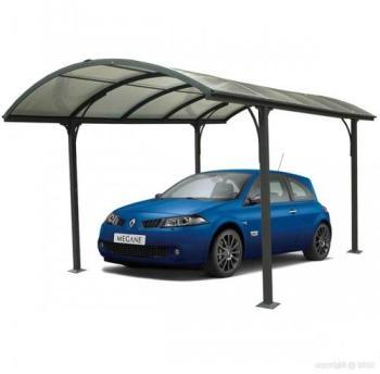 Abri voiture carport en aluminium