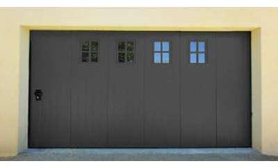 Porte de garage Latérale à