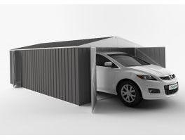 Garage XL grande hauteur largeur