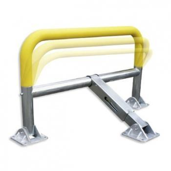 Arceau de parking flexible