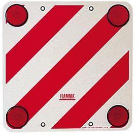 Panneau de signalisation Fiamma
