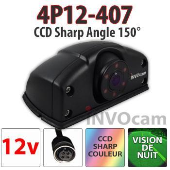 Caméra profilée vision nocturne