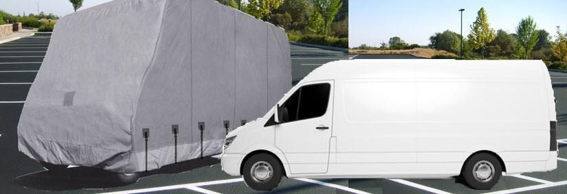 Housse pour véhicule utilitaire