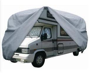 Housse pour camping-car capucine