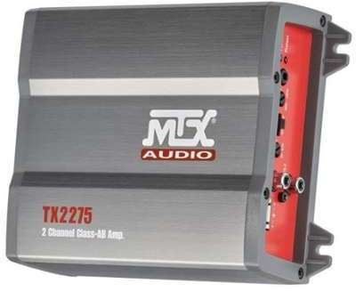 AMPLI 1 2 CANAUX MTX TX2275