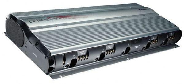AMPLI 6 CANAUX PHONOCAR PH2000
