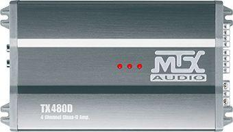 AMPLI 2 3 4 CANAUX MTX TX480D