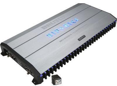 AMPLI MONO HIFONICS BRX-6000D