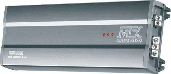 AMPLI MONO MTX TX81000D