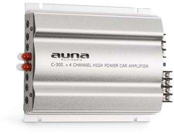 C300 4 amplificateur 4 canaux