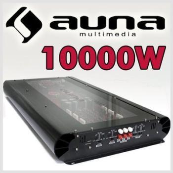 Auna W1-F-10000 Ampli de voiture