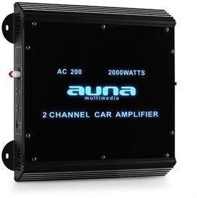 Ampli auto 2000W à 2 canaux