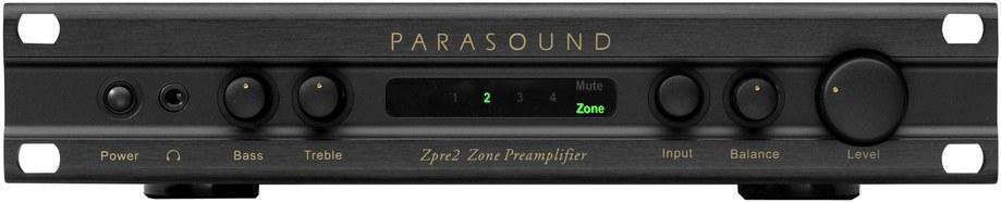 Parasound Zpre 2 Noir