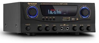 Amp-2 amplificateur de karaoké