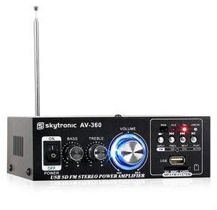 Skytronic AV-360 ampli HiFi