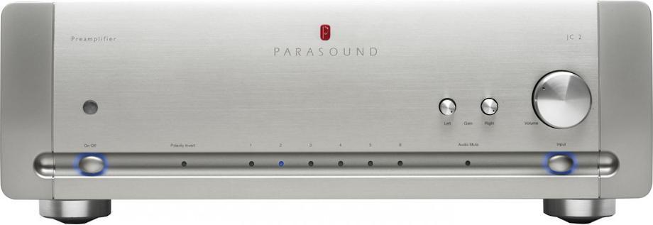 Parasound Halo JC2 Argent