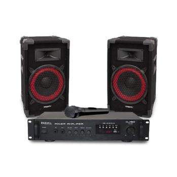 Ibiza DJ150 Set sono disco
