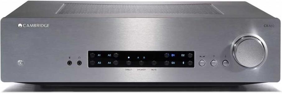 Cambridge Audio CXA60 Argent