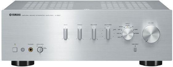 Yamaha AS501 - Silver