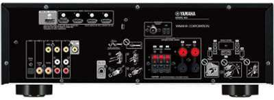 Yamaha RX-V383 Titane