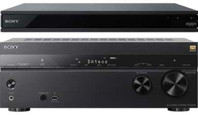 SONY STR-DN1080 UBP-X800