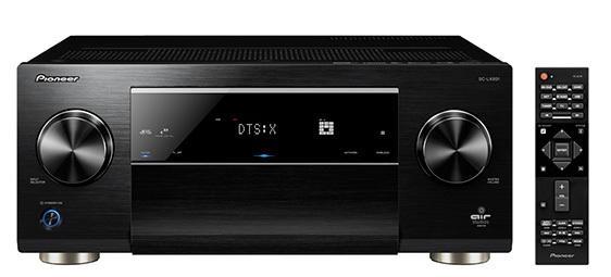 Pioneer SC-LX801 Noir