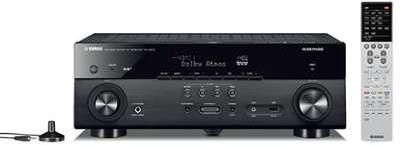 Yamaha RX-A670 noir