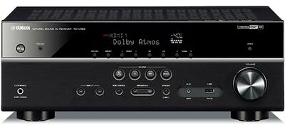Yamaha MusicCast RX-V583 Noir