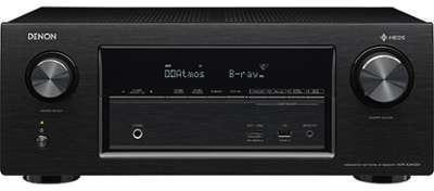Denon AVR-X3400H Noir