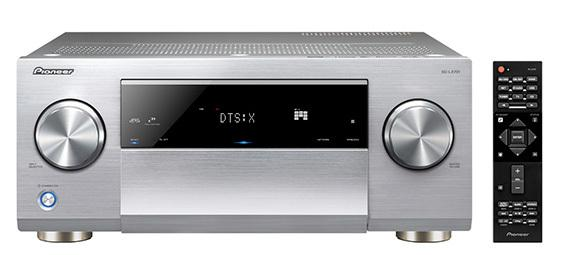 Pioneer SC-LX701 Silver