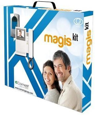 Kit Video Magis Couleur Platine