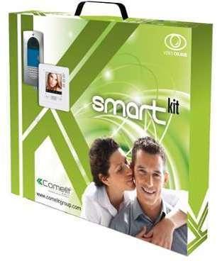 Kit Video Smart Couleur Platine