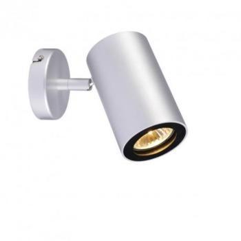 Spot WC Enola D6 7 cm - Argenté