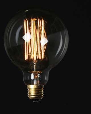 Ampoule Vintage EDISON BUBBLE