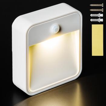 Lampe LED avec capteur détecteur