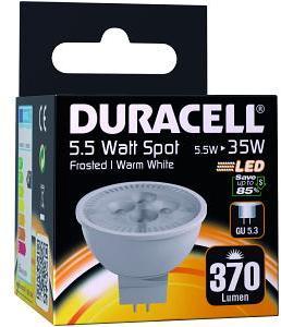 Duracell Spot LED GU5 3 5