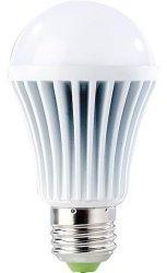 Ampoule LED 6W E27 blanc chaud